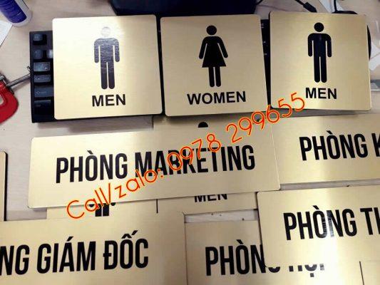 Biển phòng marketing